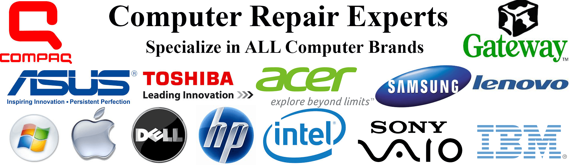 PC MAC Laptop Desktop Repair Service