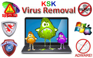 PC Mac Virus Removal