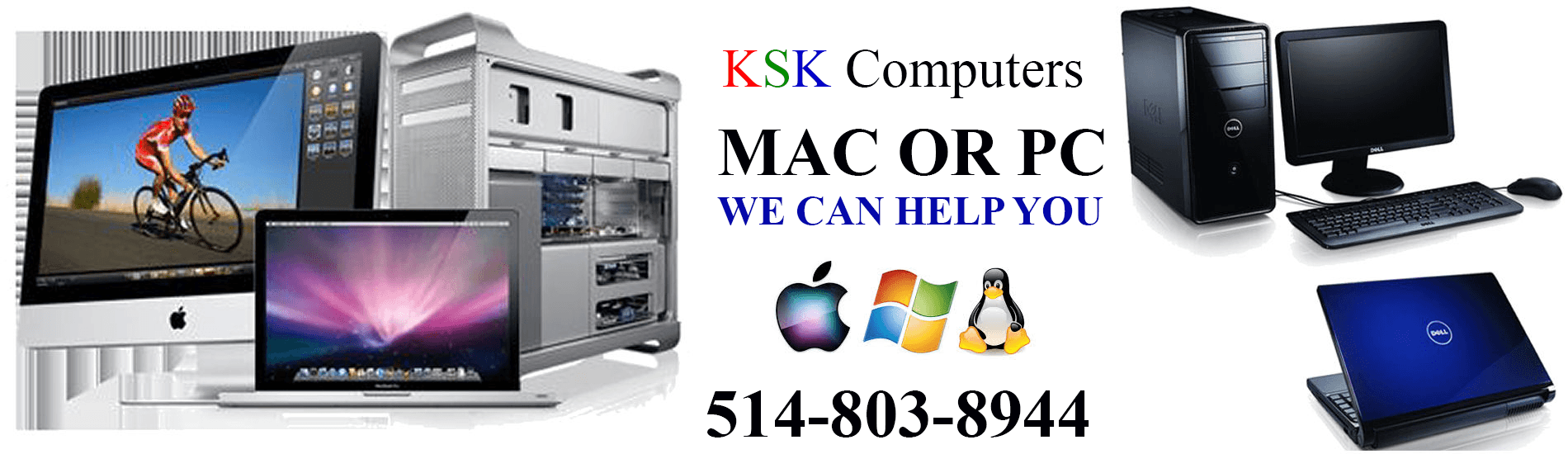Mac PC Support